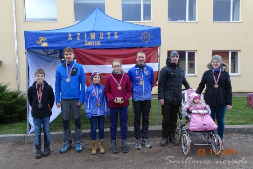 Latvijai 100  -100 KP Smiltenē.